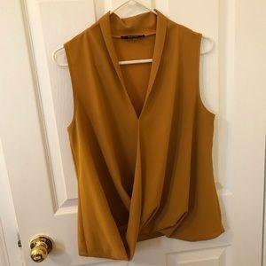 41 Hawthorn Carson Twist front blouse